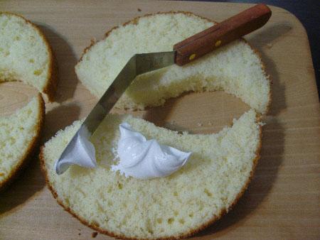 کیک روز پدر , کیک سبیل