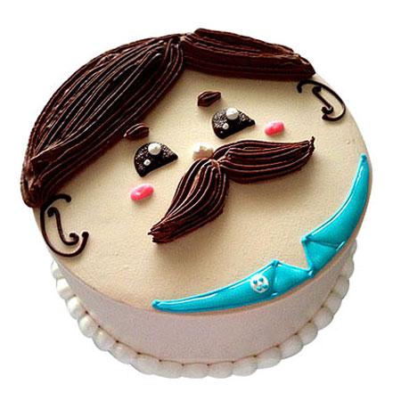 تزیین کیک روز پدر , مدل کیک روز مرد