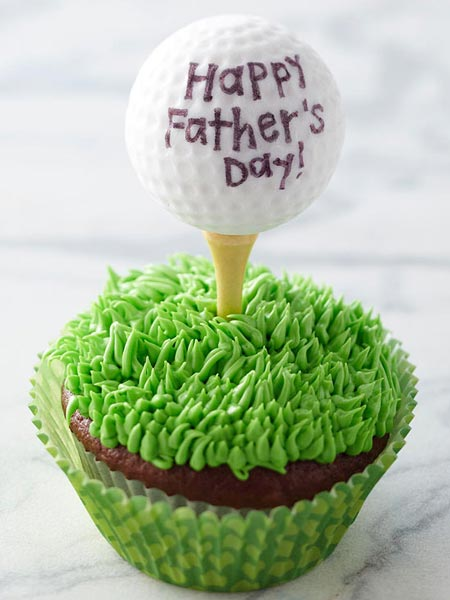 کاپ کیک روز پدر , دسر روز پدر