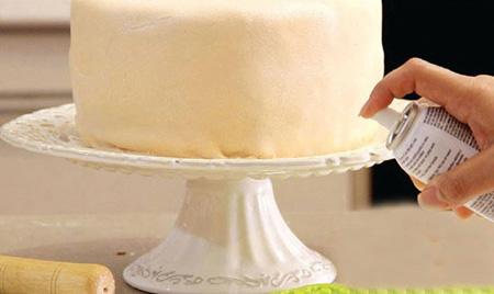 تزیین کیک با فوندانت,آموزش تزیین کیک با خمیر فوندانت
