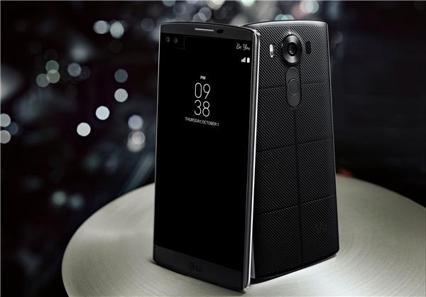 برترین گوشی های هوشمند 2016 - LG V10