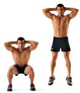 8حرکت تمرین برای تناسب اندام
