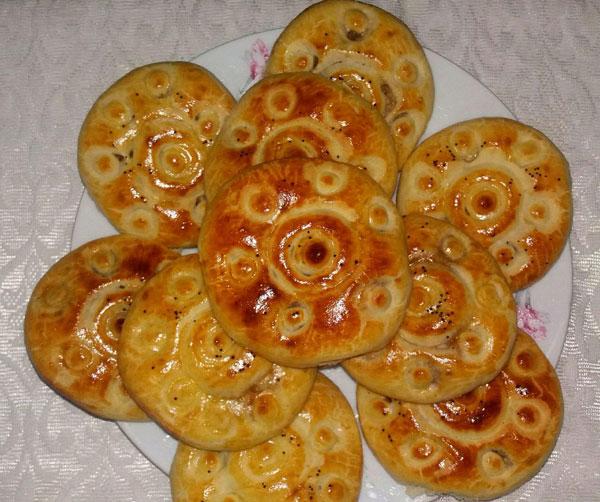 نان، شیرینی، دسر  , طرز تهیه کلوچه لاهیجان اصیل در منزل