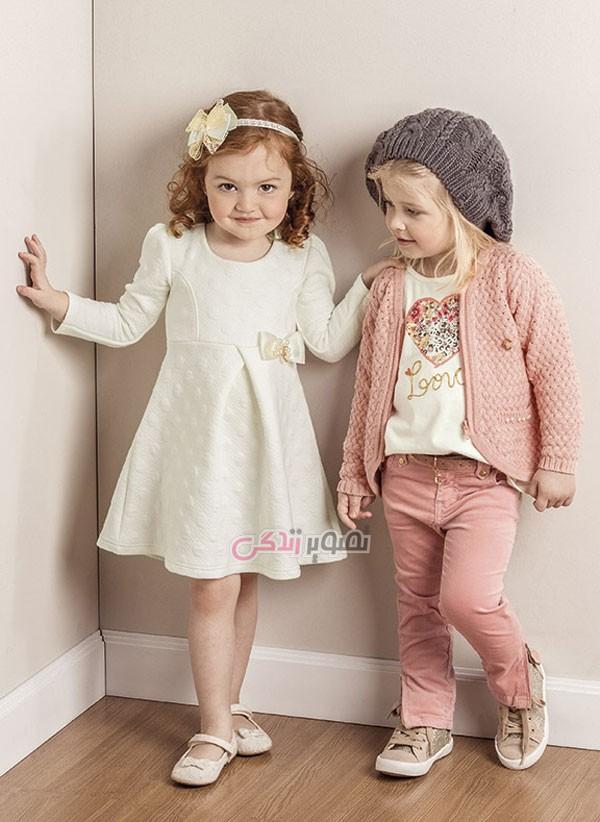 مدل لباس بچه گانه دختر , لباس مجلسی دخترانه