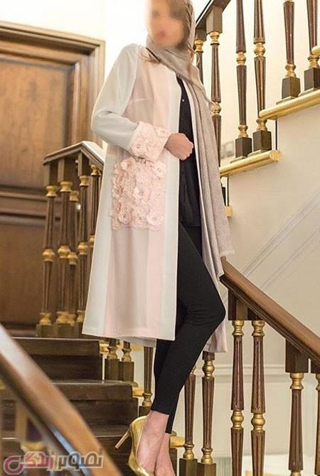 مدل مانتو مجلسی 2016 , مدل مانتو شیک