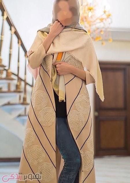 جدیدترین مدل مانتو زنانه , مدل مانتو 95