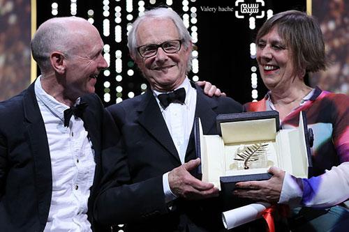 شهاب حسینی بهترین بازیگر مرد جشنواره کن 2016 شد؛ اصغر فرهادی هم نخل طلای بهترین فیلم نامه را گرفت