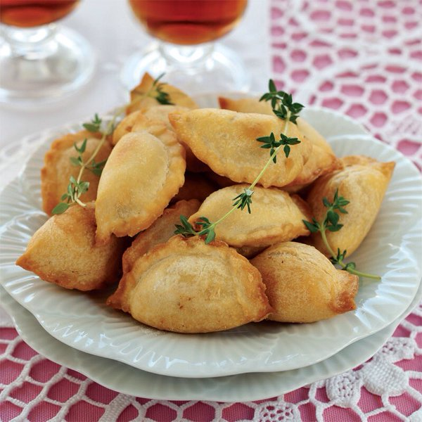 بورک پفکی , غذای ترکی