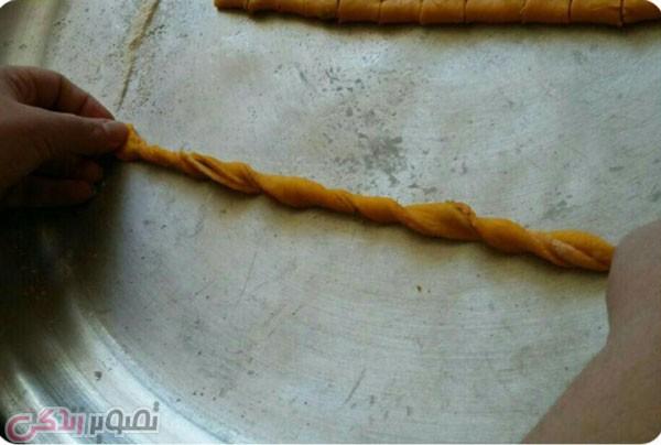 نان خرمایی