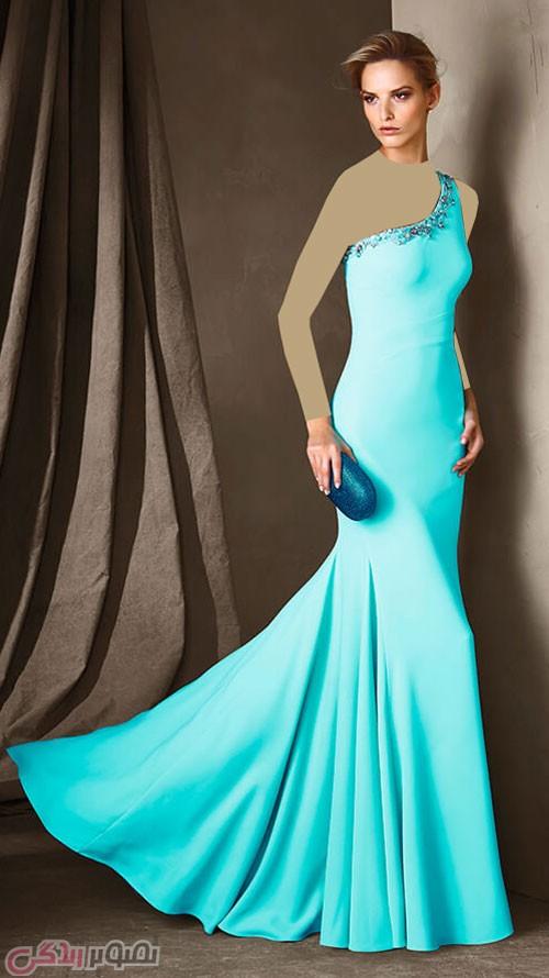 جدیدترین مدل لباس مجلسی , مدل لباس شب