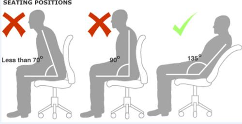 مضرات نشستن طولانی