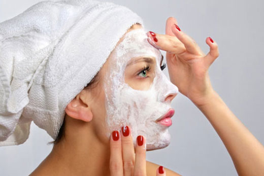 پوست  , از بین بردن موهای زائد با روشهای طبیعی بدون درد