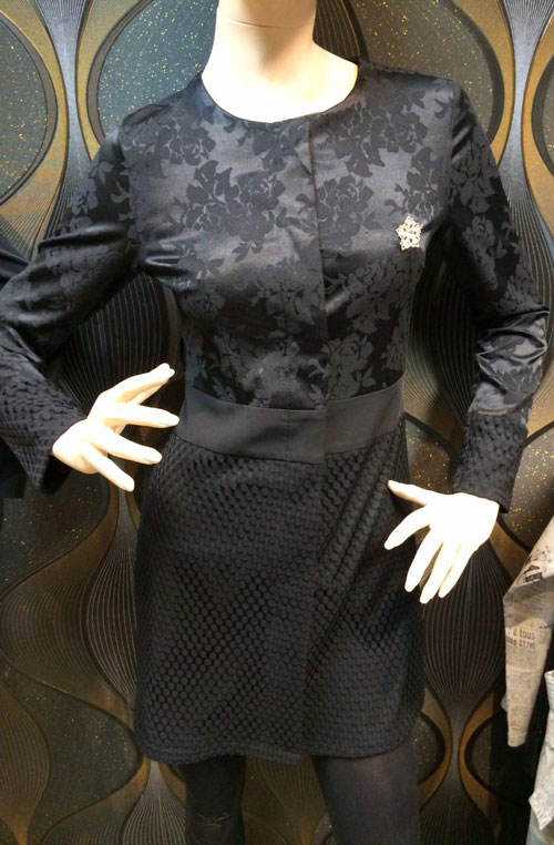 عکس مانتو مجلسی , مدل مانتو گیپور