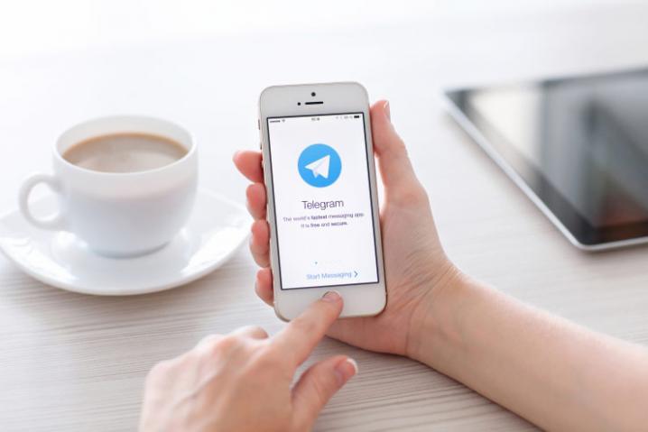 لایک کردن پست های تلگرام, like , ربات