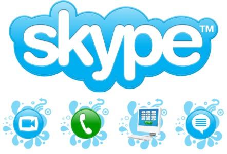 ورود همزمان به skype با دو حساب کاربری