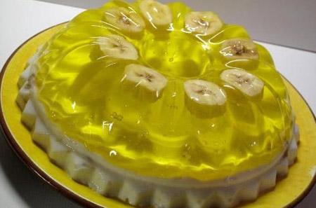 تزئین ژله با میوه, تزیین ژله با انواع میوه ها, عکس ژله میوه ای