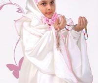 عکس مدل چادر جشن تکلیف