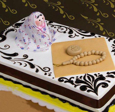 کیک جشن تکلیف,عکسهایی از کیک جشن تکلیف,طرح کیک جشن تکلیف