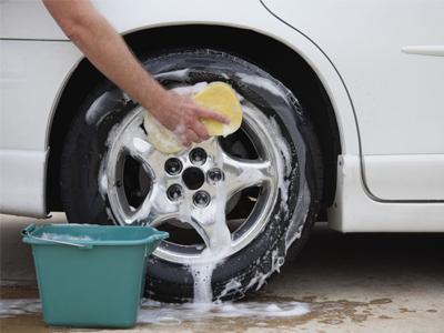 نظافت صحیح خودرو