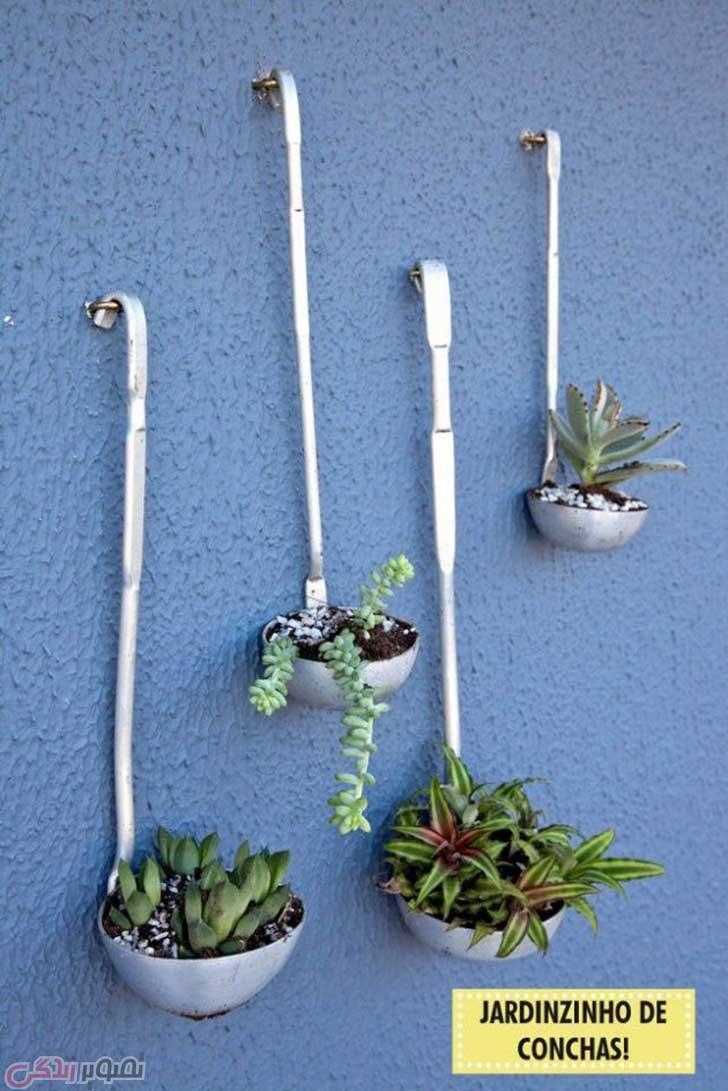 ساخت گلدان , تزیین گلدان