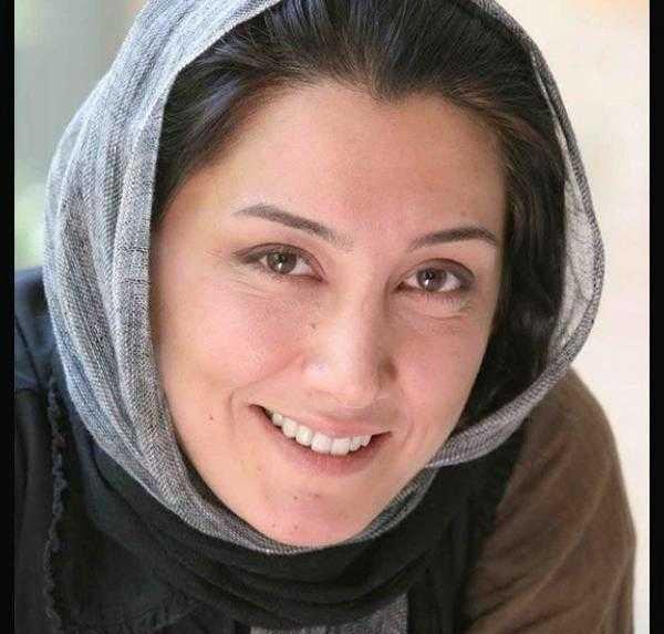 عکس بدون آرایش هدیه تهرانی