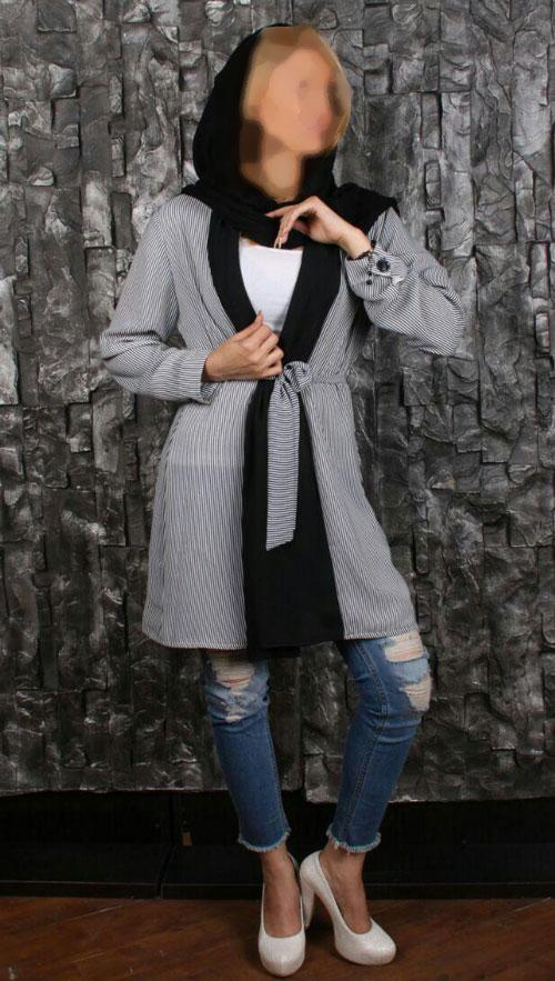 مدل مانتو بهاری  , عکس مدل مانتو بهاره 95 | مدل مانتو جدید 2016