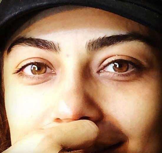 عکس بدون آرایش یکتا ناصر