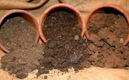 انواع خاک,انواع خاک رس,انواع خاک قرمز