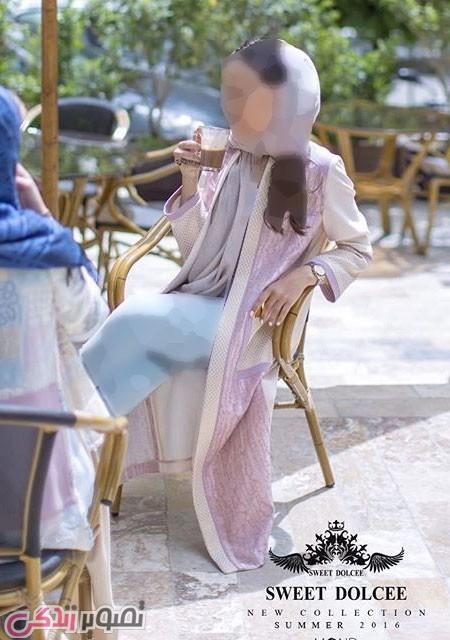 مدل مانتو بهاری  , عکس مدل مانتو بهاری و تابستانی سوئیت دلچه