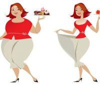 کاهش وزن , لاغری