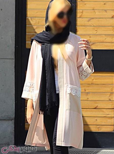 مدل مانتو بهاری , مدل مانتو 2016