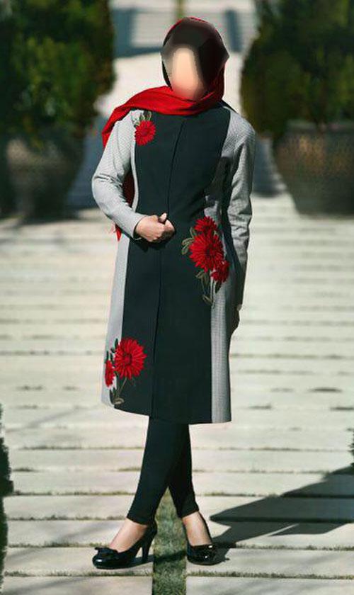 مدل مانتو رسمی ,مدل مانتو مجلسی شیک 95