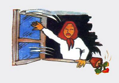 توصیه های ایمنی,خانم های خانه دار,جلوگیری از حریق