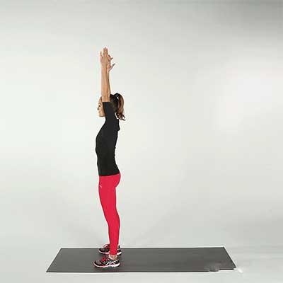 ورزش  , افزایش کالری سوزی با این حرکات + عکس