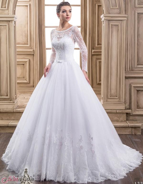 مدل جدید لباس عروس, لباس عروس شیک