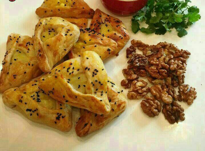 نان مثلثی , انواع نان