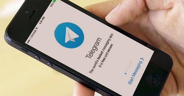 ویرایش پیام تلگرام , تلنگر به کاربران گروه