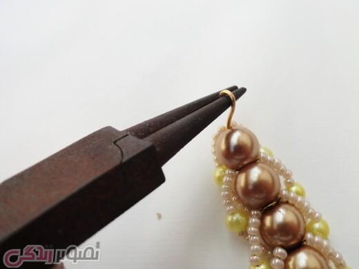 Náramek z perlí