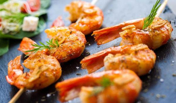 خوش طعم کردن ماهی, خوش طعم شدن میگو