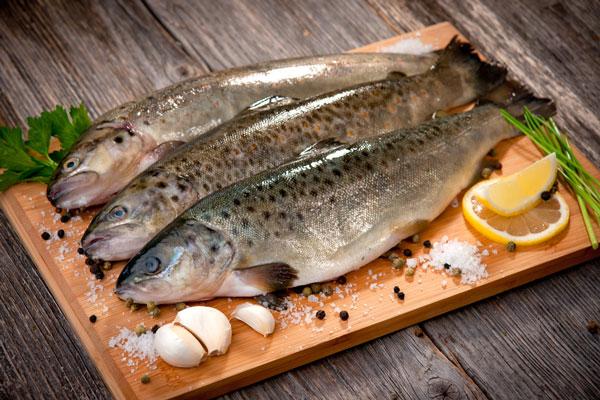 نکات آشپزی  , برای خوش طعم کردن ماهی و میگو چه کنیم ؟
