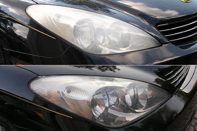 نکاتی برای تمیز کردن چراغ خودرو,نحوه از بین بردن کدری چراغ خودرو