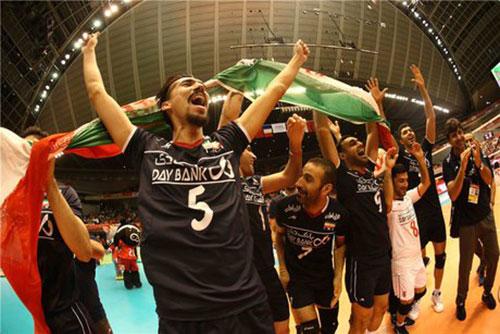 پیروزی تیم ملی والیبال,المپیک 2016 ریو