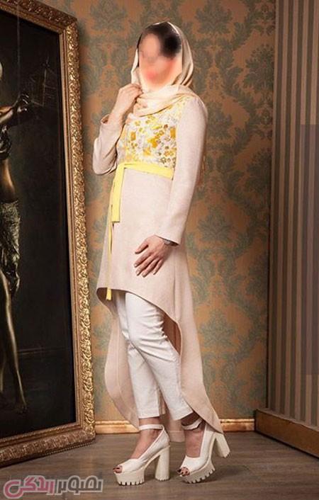 شیک ترین مدل مانتو مجلسی, مدل مانتو 2016