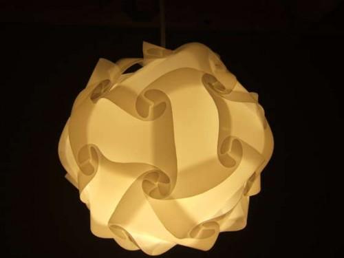 ساخت حباب لامپ تزیینی, حباب لامپ پلاستیکی