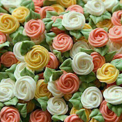 گل قندی, قندرنگی, قند به شکل گل