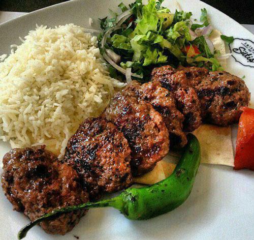 کباب ترکی ,غذای ترکیه ای
