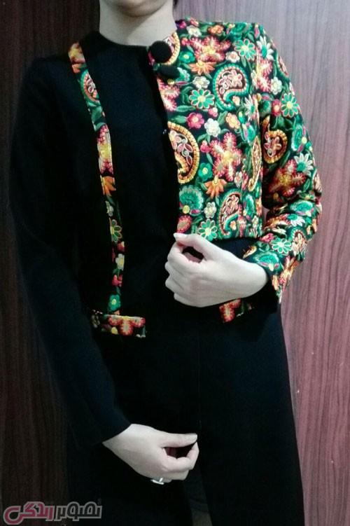 مدل مانتو گلدار , مدل مانتو رنگی , مدل مانتو جدید, مدل مانتو دخترانه