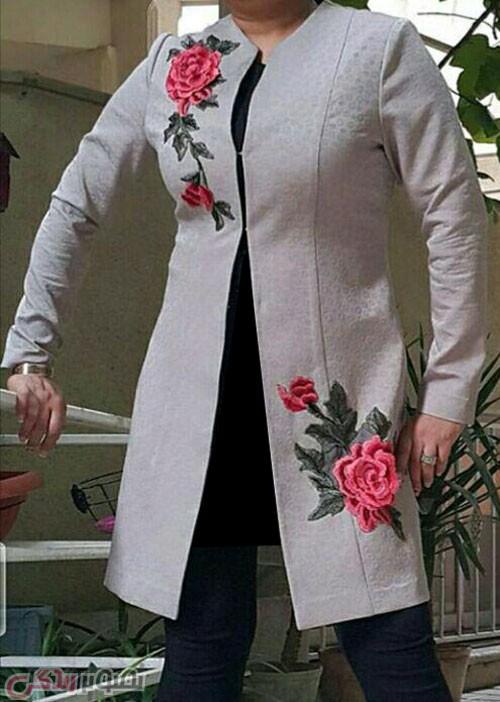 عکس مدل مانتو زنانه,مدل مانتو مجلسی,مدل مانتو جدید