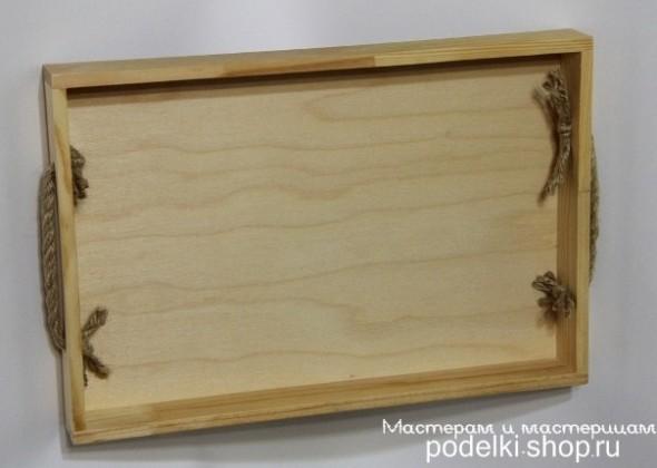 دکوپاژ سینی چوبی,تزیین ظروف