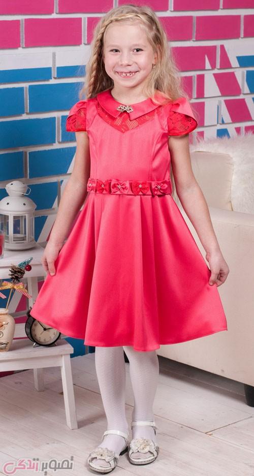 لباس مجلسی بچگانه ,پیراهن مجلسی دخترانه